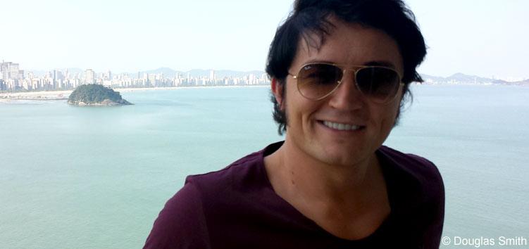 Ben Portsmouth in Rio de Janeiro, Brazil in 2015.